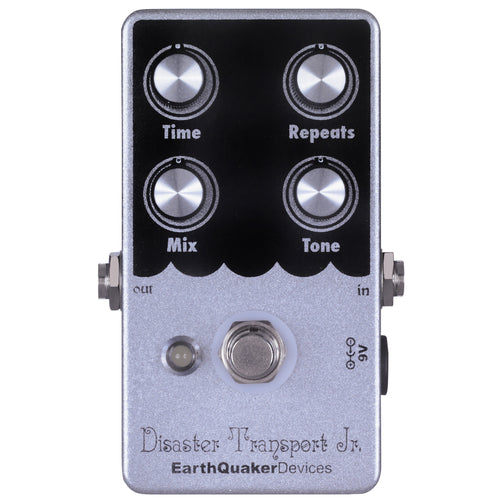 Earthquaker Disaster Transport Jr Delay