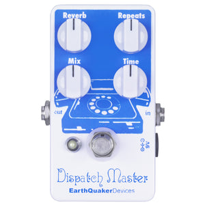 Earthquaker Dispatch Master Delay & Reverb