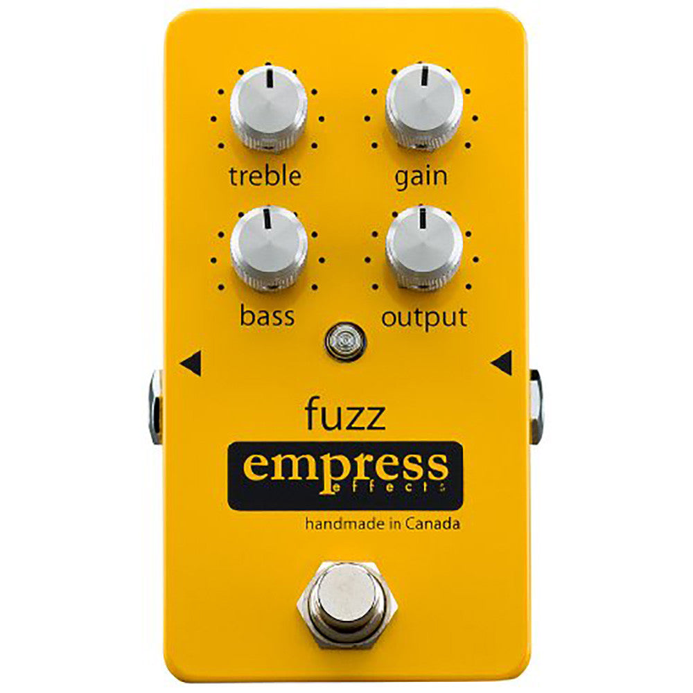 Empress Classic Fuzz With Tight Low End