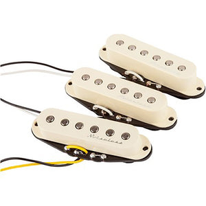 Fender Hot Noiseless Strat Pickups (Set Of 3)