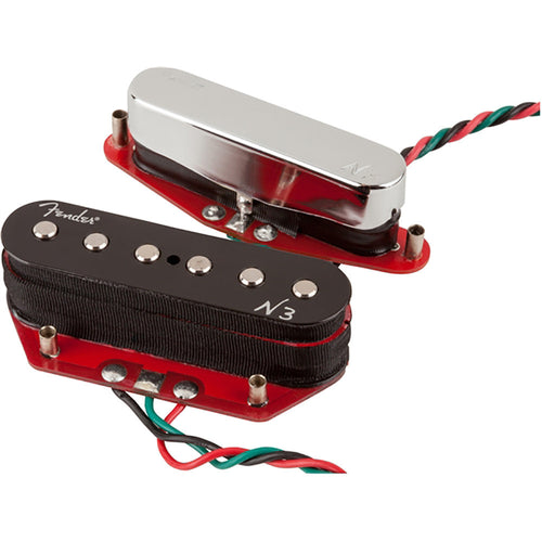 Fender N3 Noiseless Tele Pickups - Set Of 2
