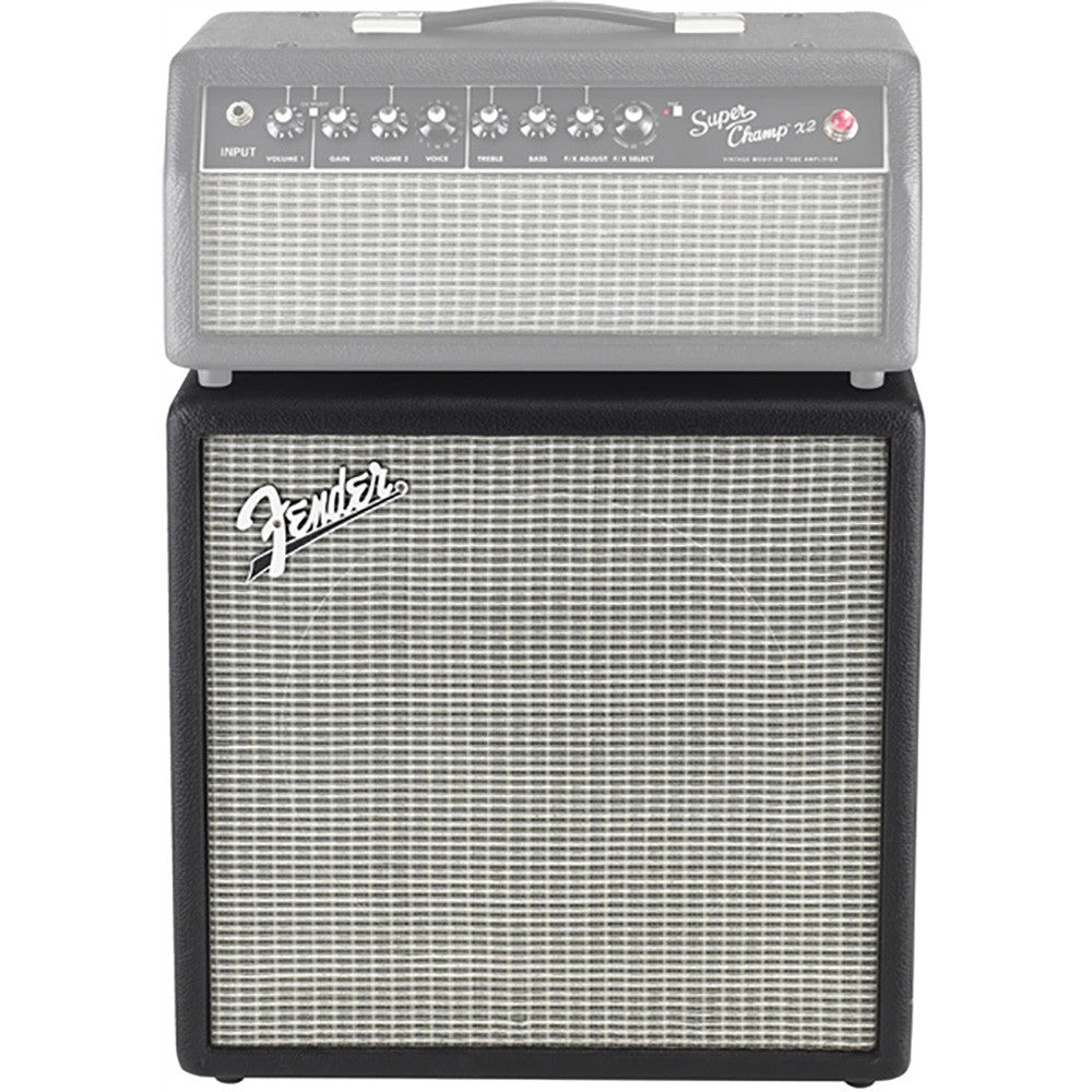 Fender Super Champ Sc112 Enclosure, Black