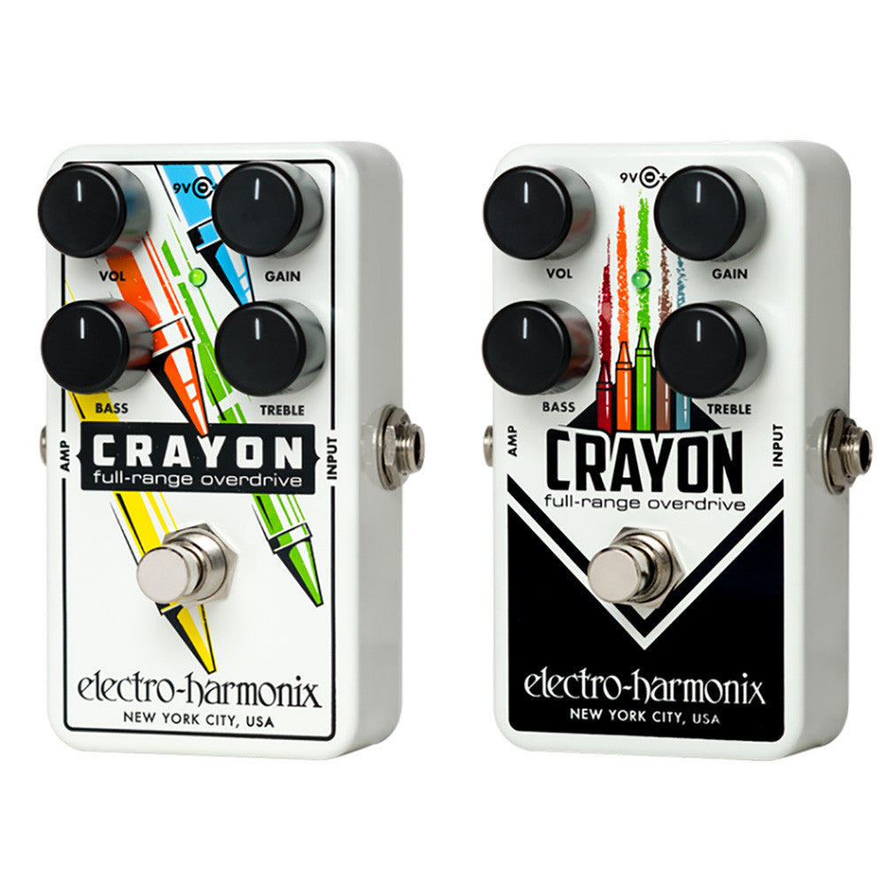 Electro Harmonix Full-Range Overdrive - White Label