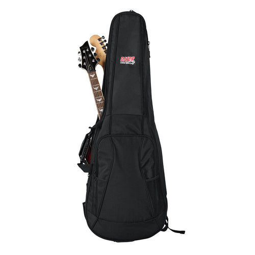 Gator Cases 4G Style Gig Bag For 2 Electric Guitars