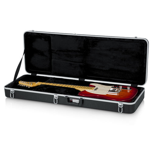 Gator Cases Deluxe Abs Fit-All Electric Guitar Case