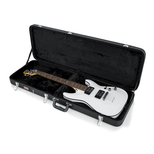 Gator Cases Hard-Shell Wood Case For Electric Guitars