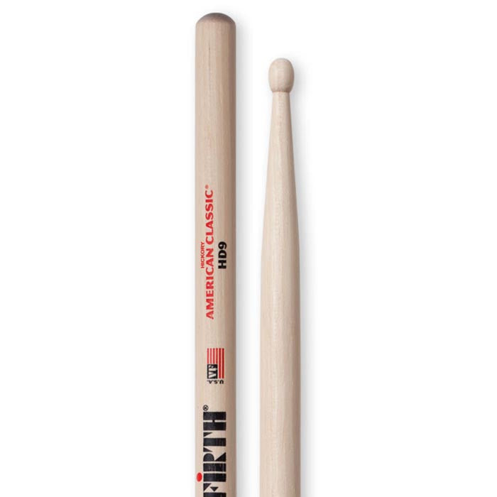 Vic Firth HD9 Hickory Drumsticks