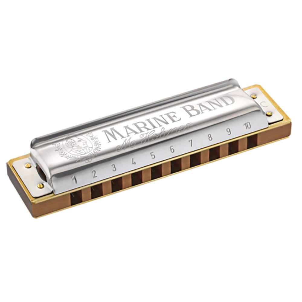Hohner Marine Band Key Of EB