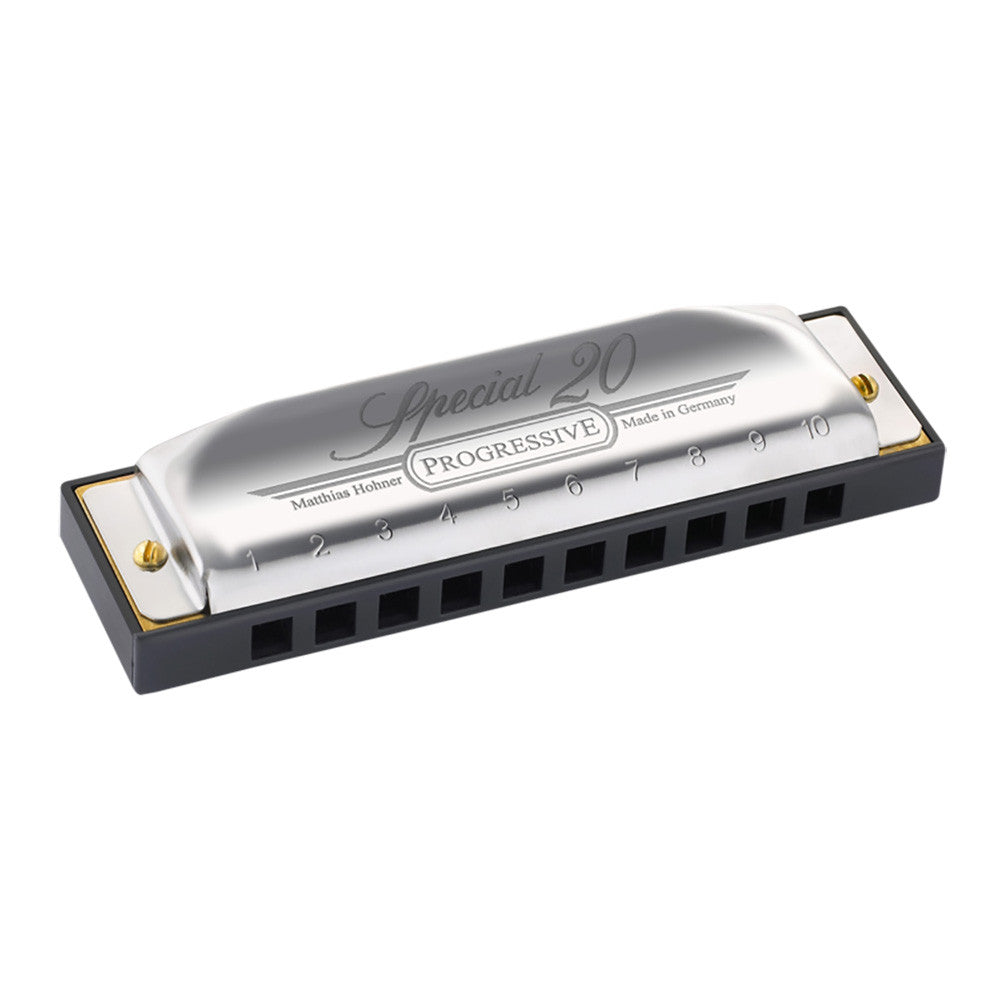 Hohner Special 20 Harmonica - Key Of A