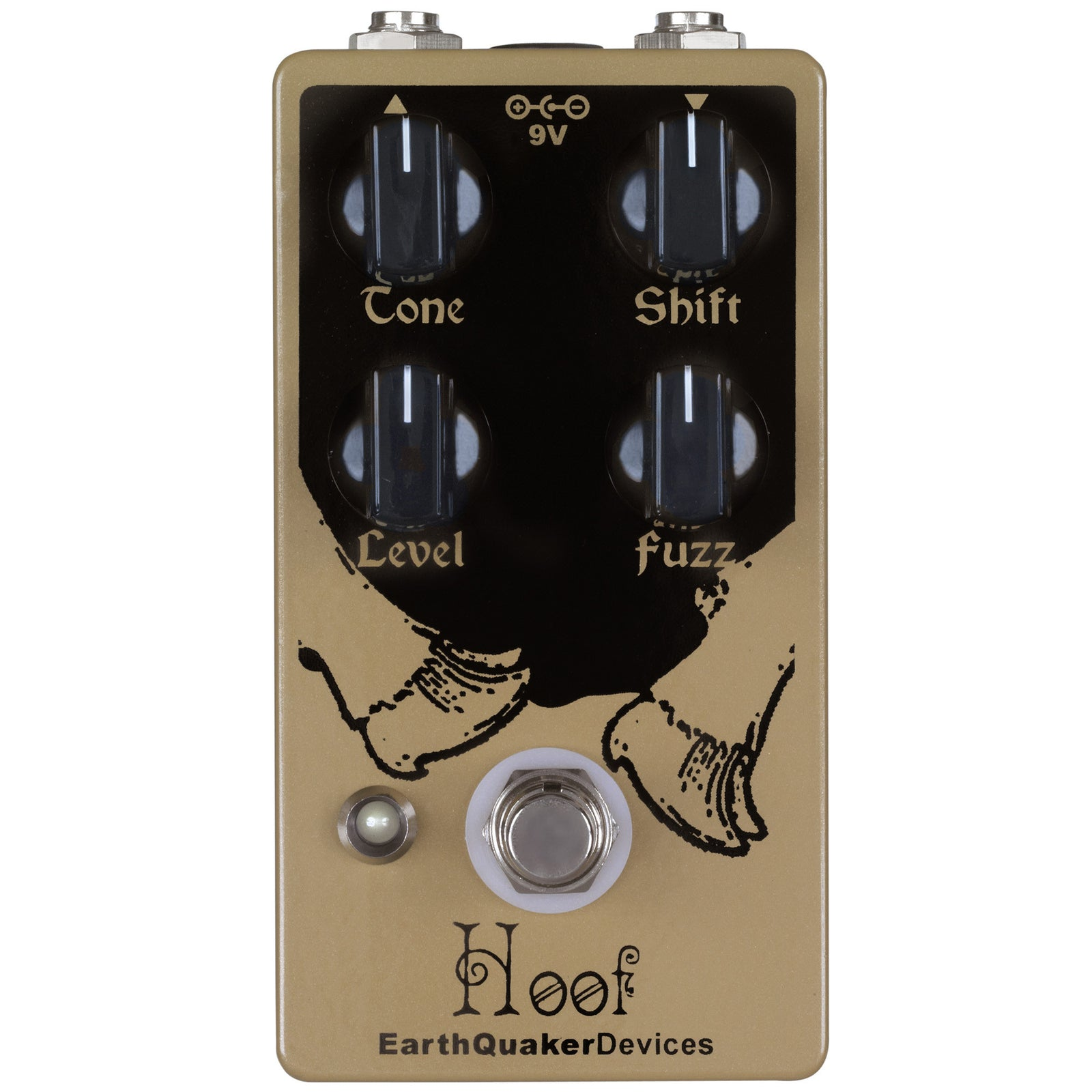 Earthquaker Hoof Fuzz