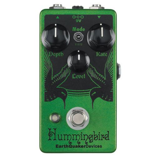 Earthquaker Hummingbird V3 Repeat Percussions Tremolo