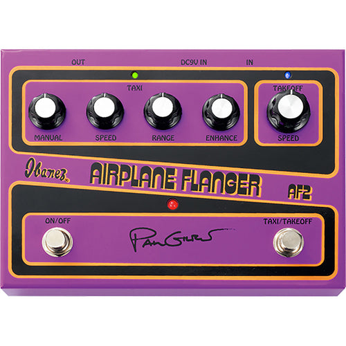 Ibanez Paul Gilbert Airplane Flanger