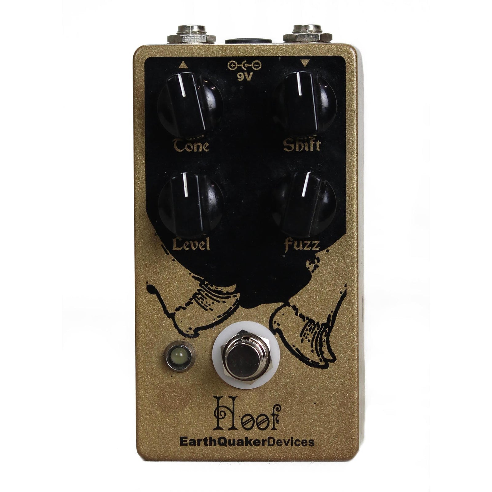 Earthquaker Hoof Fuzz V1 - Used