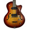 Godin 5th Avenue Kingpin II - Congac Burst With Case - Used