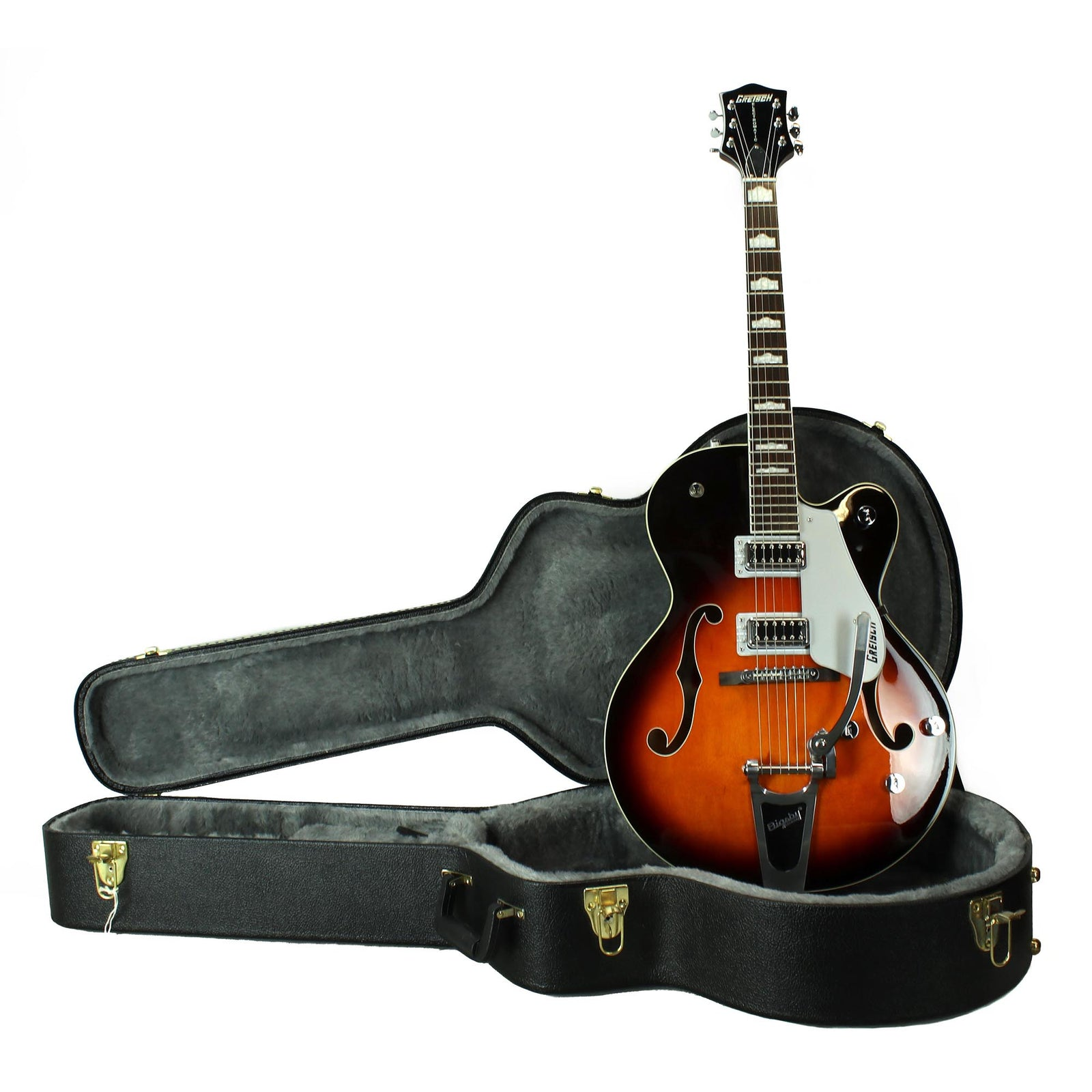 Gretsch G5420T - Tobacco Burst With Case - Used