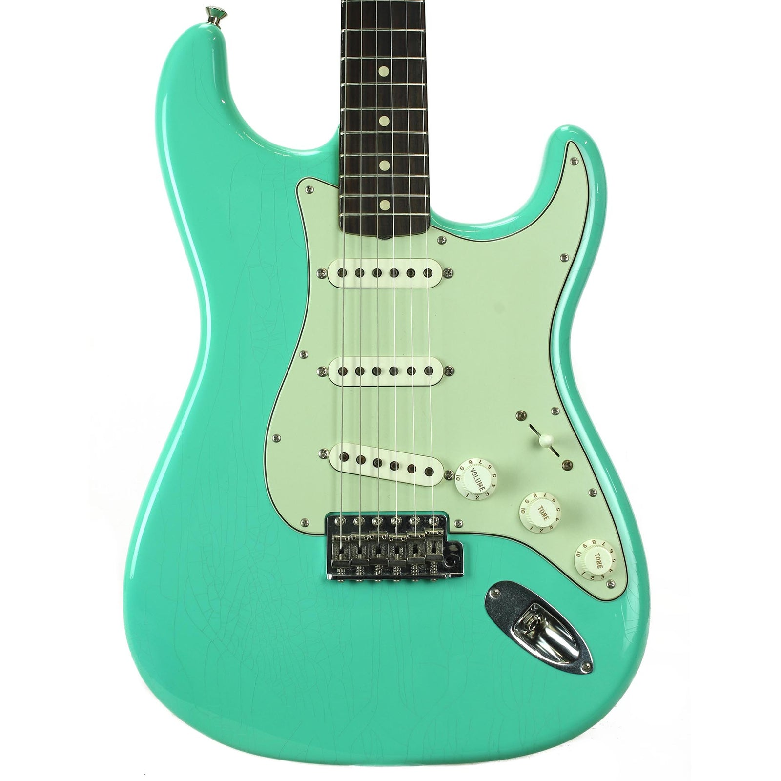 Fender Custom Shop '64 Stratocaster Closet Classic - Seafoam - Used