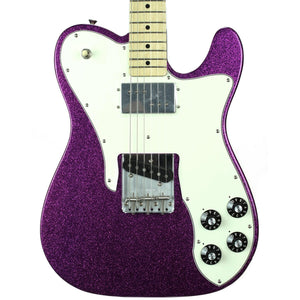 Fender Limited Edition '72 Tele Custom, Maple Fingerboard, Purple Sparkle