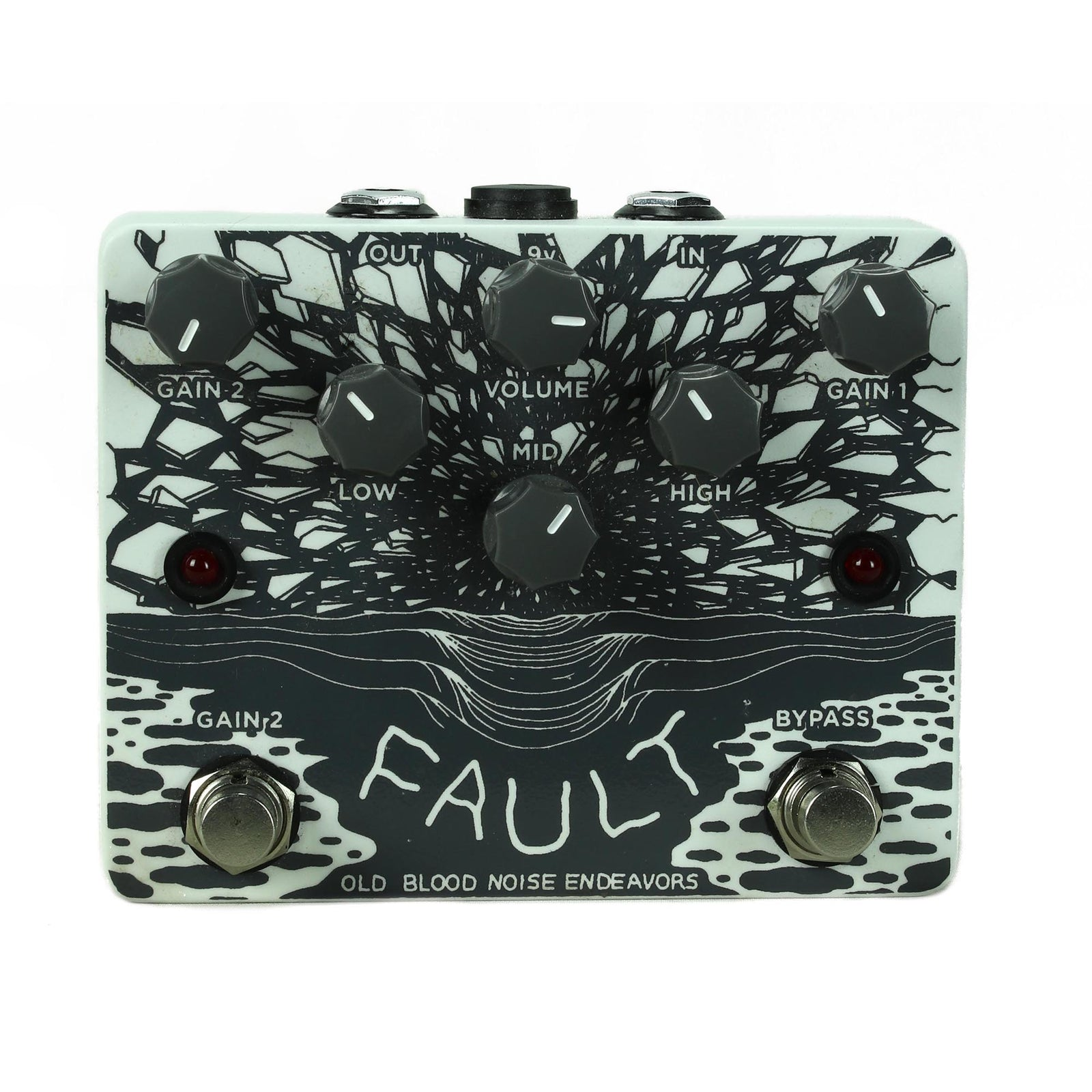 Old Blood Noise Fault Overdrive/Distortion - Used