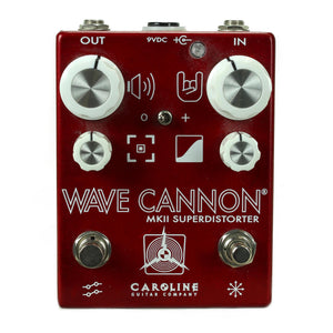 Caroline Wave Cannon MkII Distortion - Used