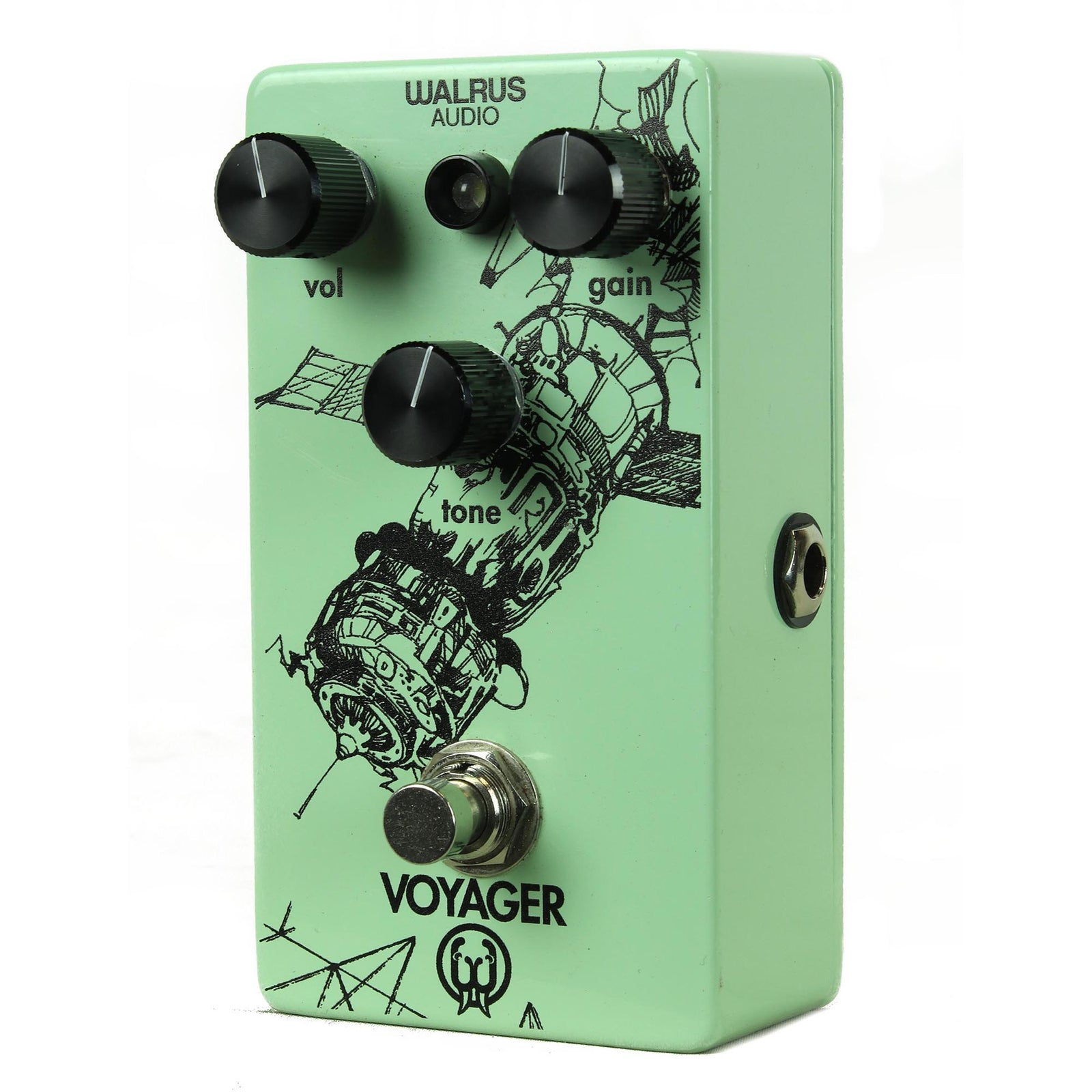 Walrus Audio Voyager Overdrive - Used