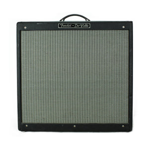 Fender Hot Rod Deville 4x10 With Foot Switch And Cover - Used