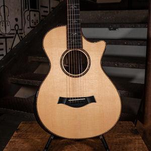 Taylor 912CE Natural With OHSC - Used