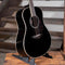 Yamaha LL16D Black With OHSC - Used