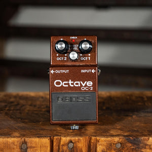 Boss OC-2 Octave Pedal - Used