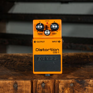 Boss DS-1 Distortion - Used