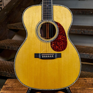 Martin 2018 000-42 With LR Baggs Anthem & OHSC - Used