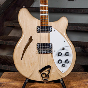 Rickenbacker 2017 360 Mapleglo With OHSC - Used