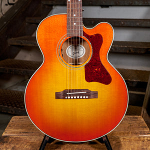 Gibson 2018 Parlor Mahogany M AG Sunburst With OHSC - Used