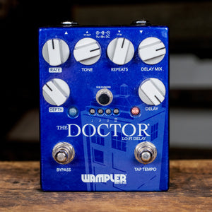 Wampler The Doctor Lofi Delay - Used