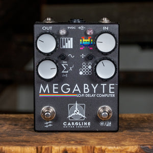 Caroline Limited Edition Megabyte Black - Used