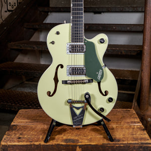 Gretsch 2003 6118T-JR Smoke Green With OHSC - Used