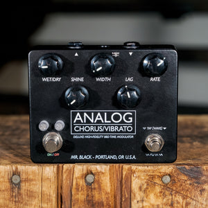Mr Black Analog Chorus/Vibrato Deluxe - Used