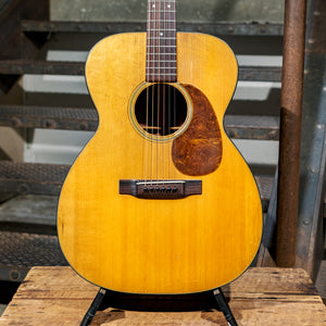 Martin Vintage 1945 000-18 Natural With OHSC - Used