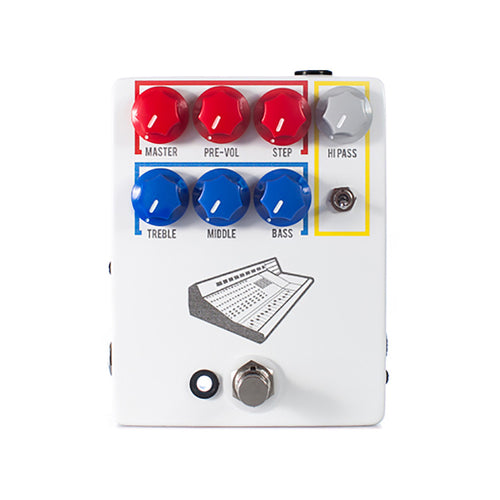 JHS Colour Box Studio Grade Preamp