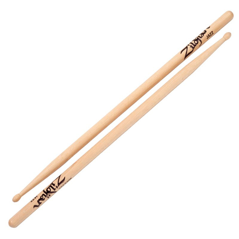 Zildjian Jazz Wood Natural Drumsticks