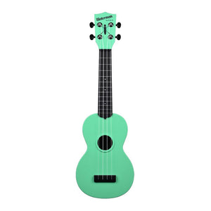 Kala Waterman Soprano Ukulele - Sea Foam Green