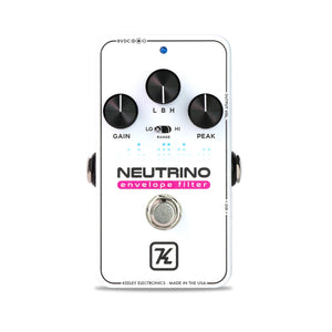 Keeley Neutrino V2 Optocoupler Envelope Filter Pedal