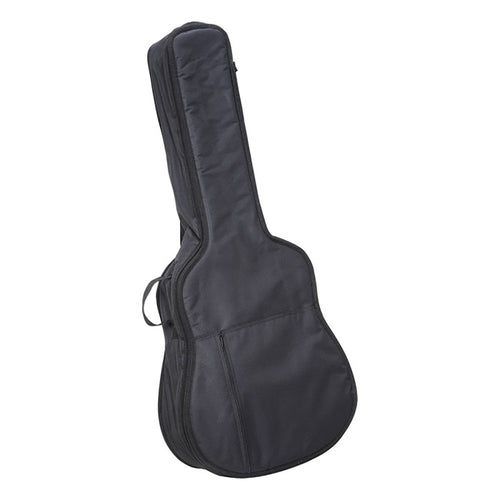 "Levys Jumbo Acoustic Gig Bag - 3/4"" Padding - 600 Denier Polyester"