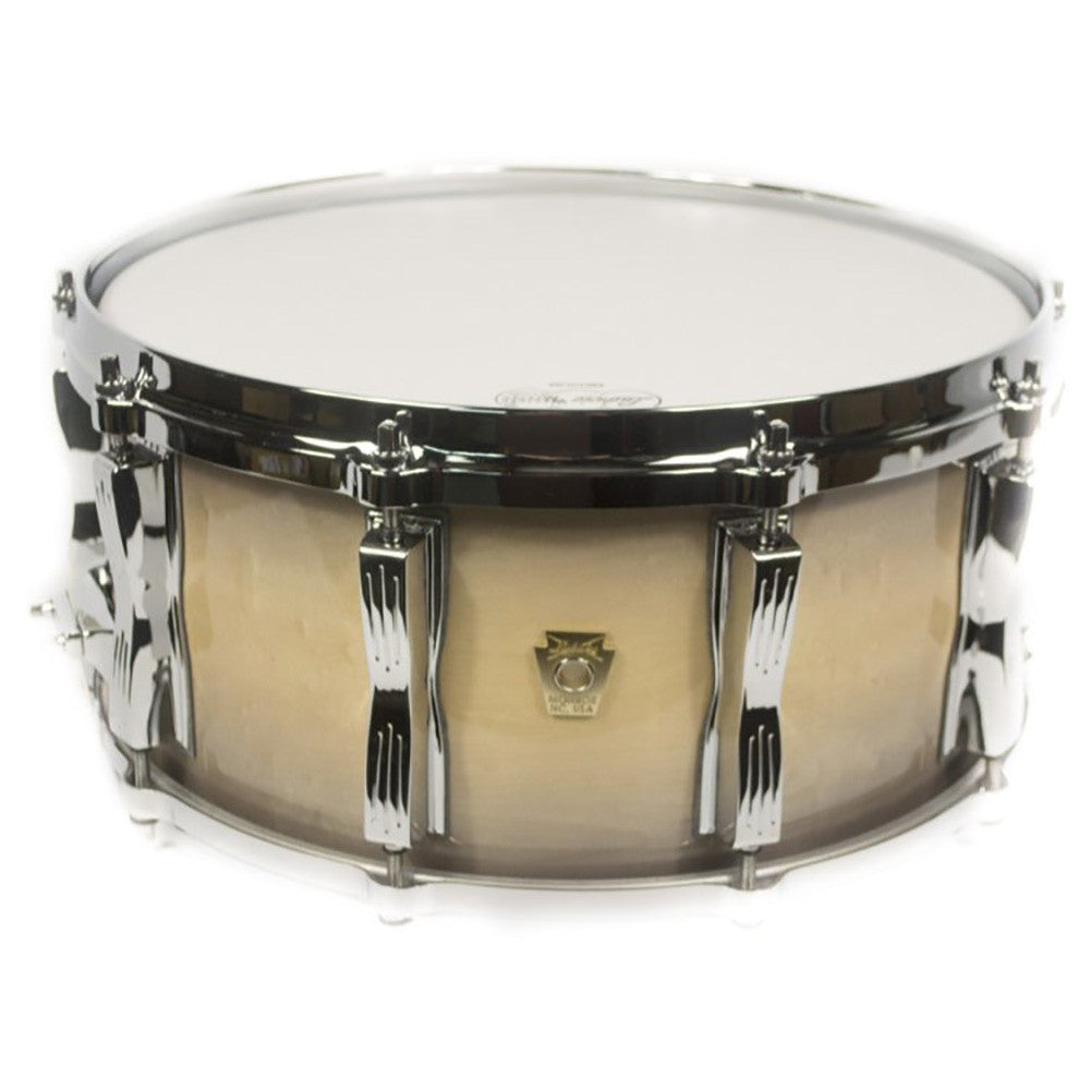 "Ludwig 6.5x14"" Classic Maple Custom Snare - Black Natural"