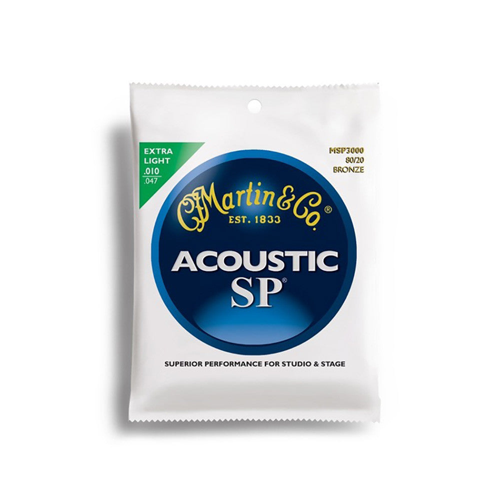 Martin 10-47 SP Bronze Extra Light Acoustic Strings