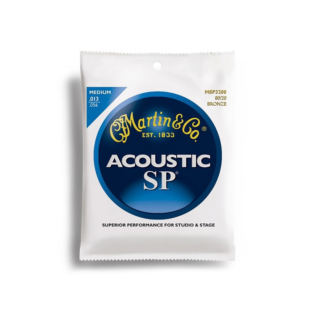Martin 13-56 SP Bronze Medium Acoustic Strings