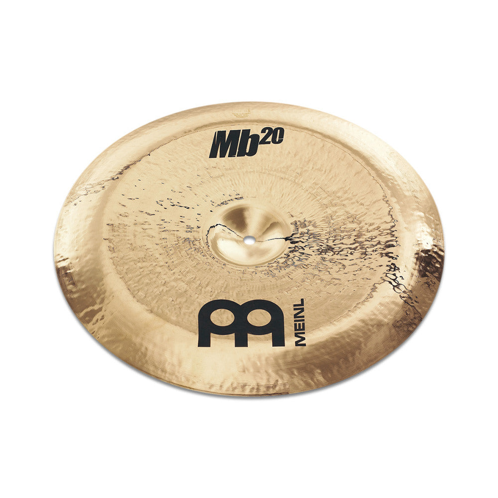 "Meinl 10"" MB20 Rock Splash Brilliant"