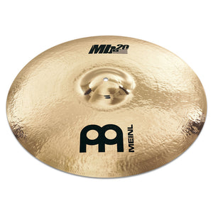 "Meinl 24"" MB20 Pure Metal Ride Brilliant"