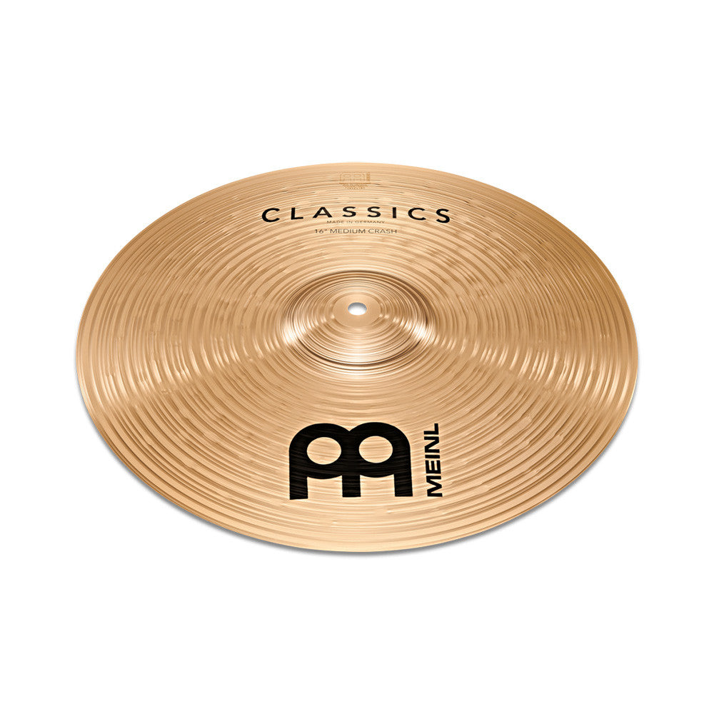 "Meinl 20"" Classics Medium Crash"