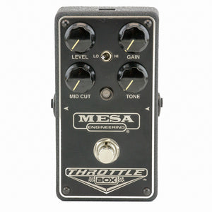 Mesa Boogie Throttle Box Pedal