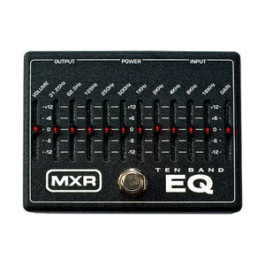 MXR 10-Band Graphic EQ